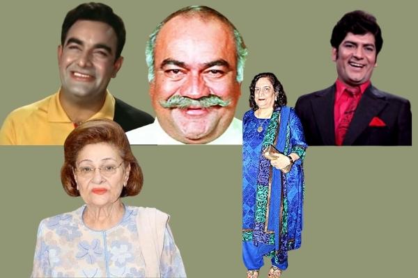 Nath Family, Prem Nath, Rajendra Nath, and  Narendra Nath.