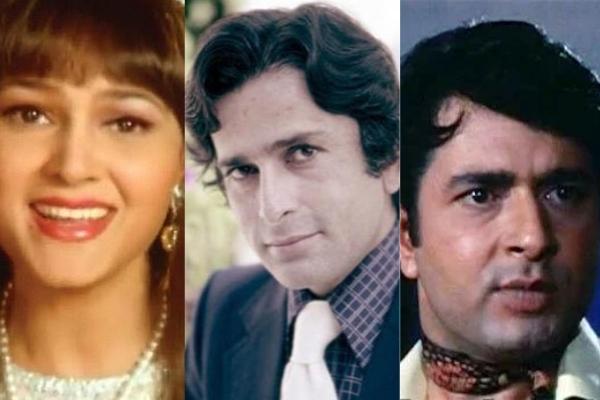 Bollywood alisha chinai sasi kapoor