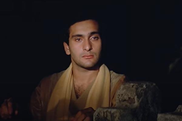Rajiv Kapoor in Ek Jaan hain Hum