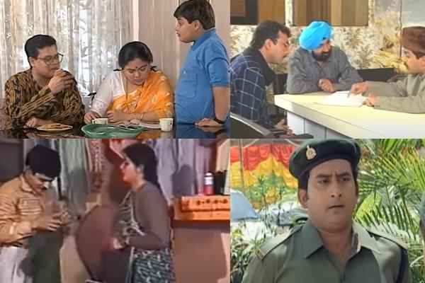 Old Hindi comedy serials