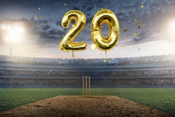 20 Years of cricket