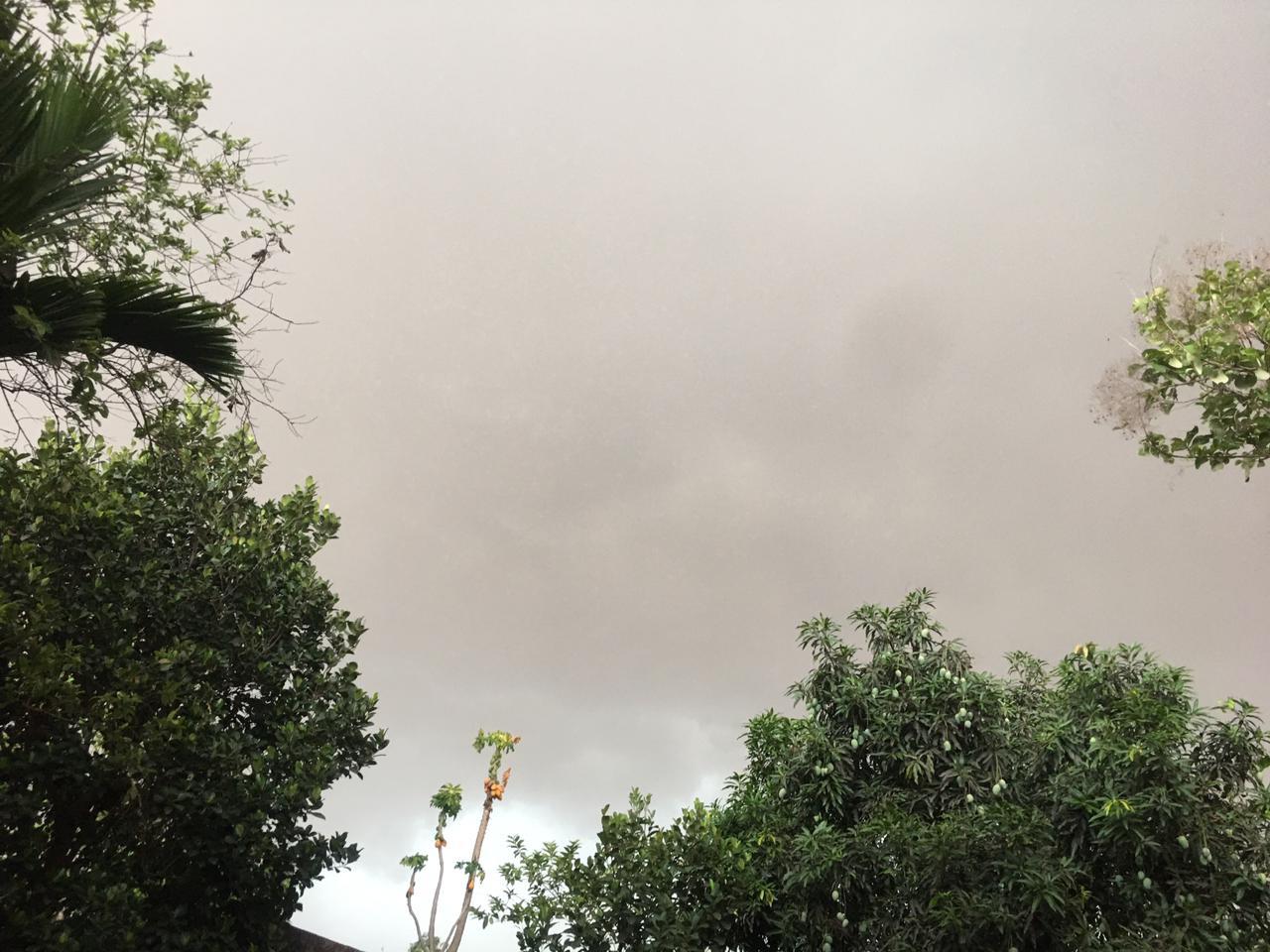 Bhubaneswar sky